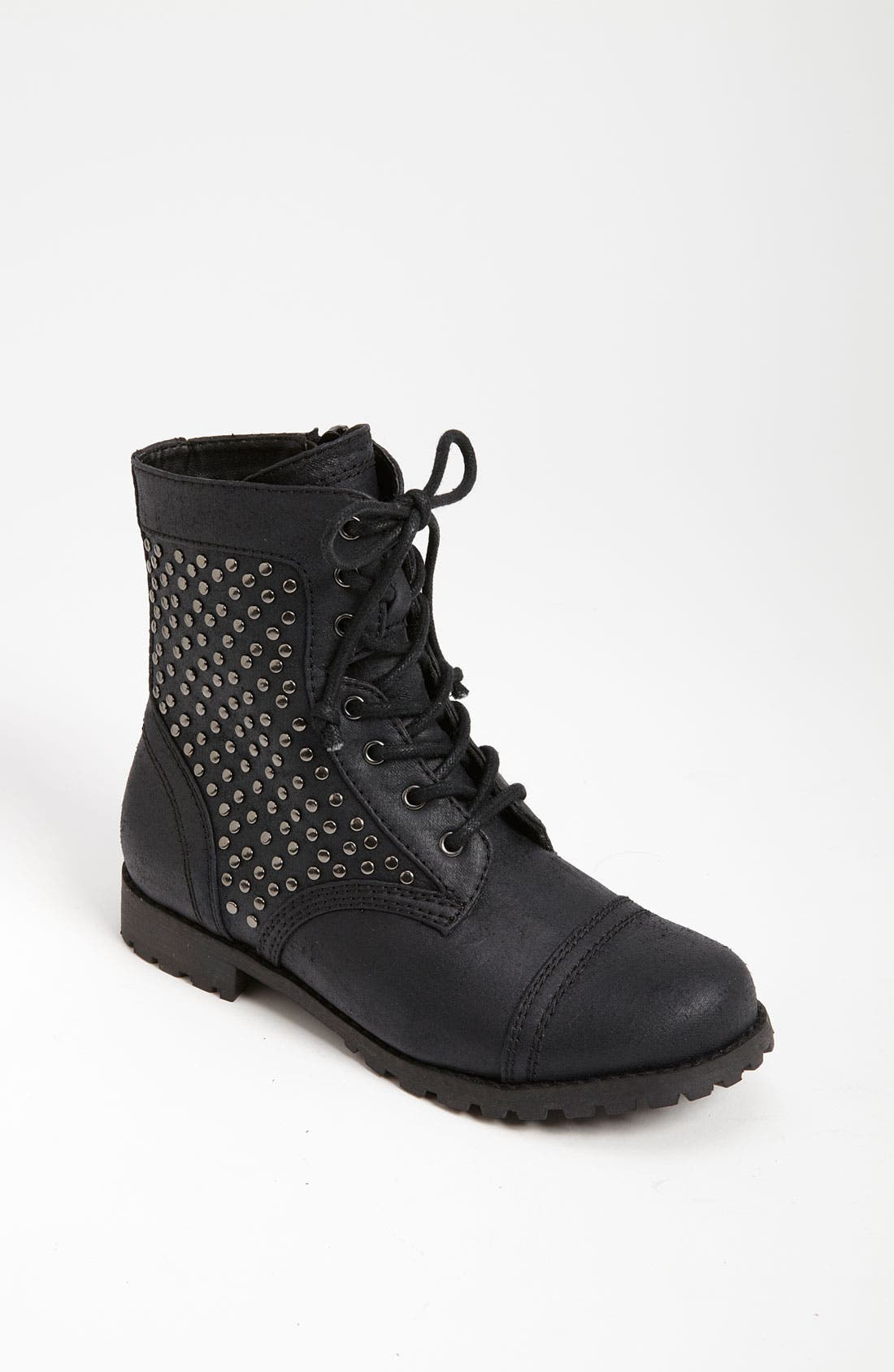 Alternate Image 1 Selected - Steve Madden 'Kommitt' Boot (Toddler, Little Kid & Big Kid)