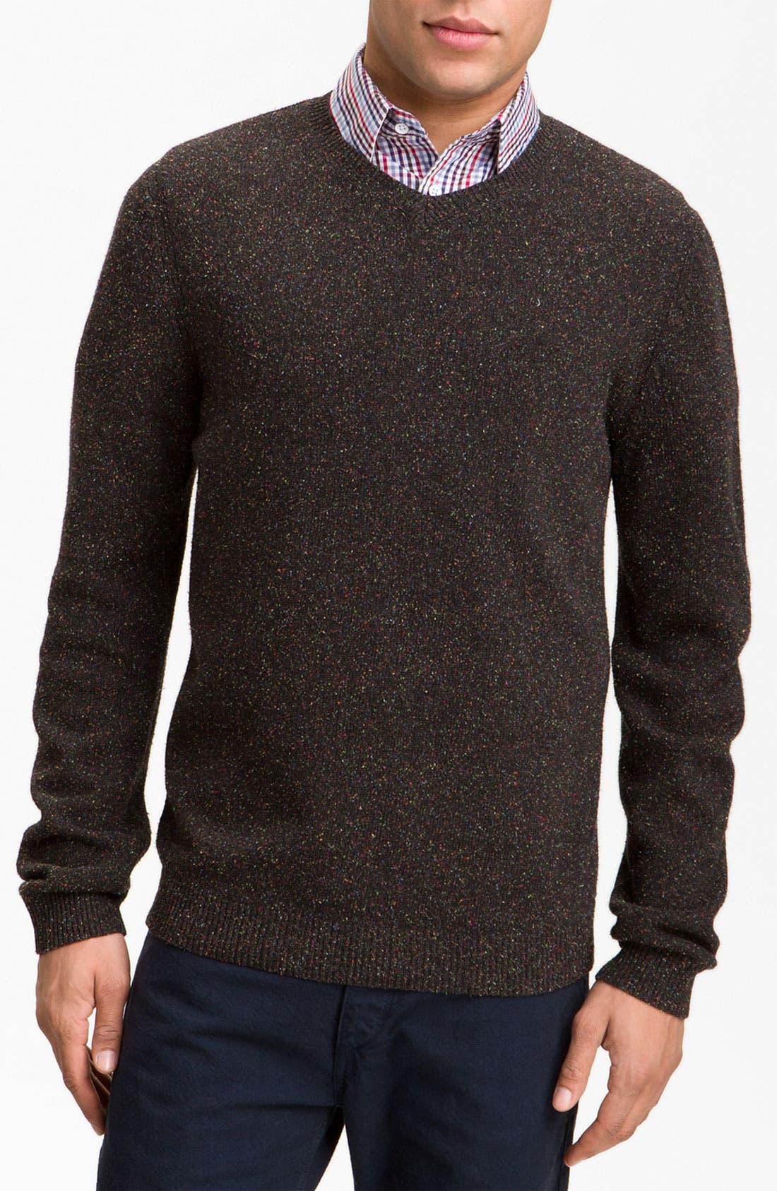 Alternate Image 1 Selected - rag & bone 'Toledo' V-Neck Sweater