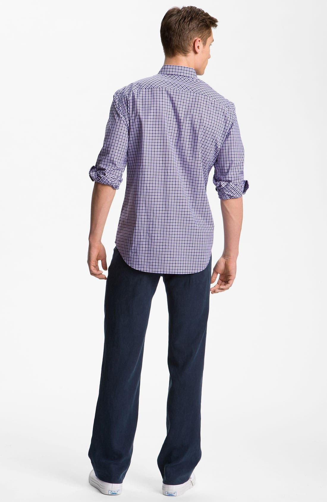 Alternate Image 5  - Zachary Prell 'Pallante' Sport Shirt
