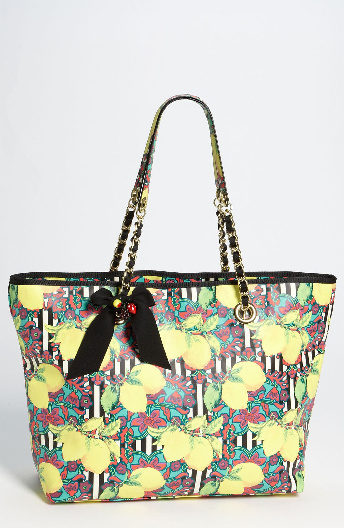 Alternate Image 1 Selected - Betsey Johnson 'Fruit-Y' Tote