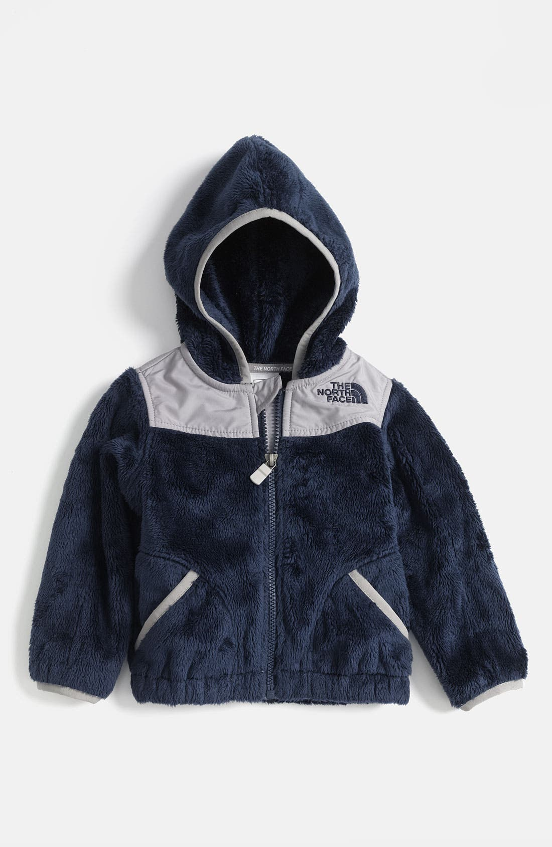 Main Image - The North Face 'Oso' Hoodie (Baby Boys) (Nordstrom Exclusive)