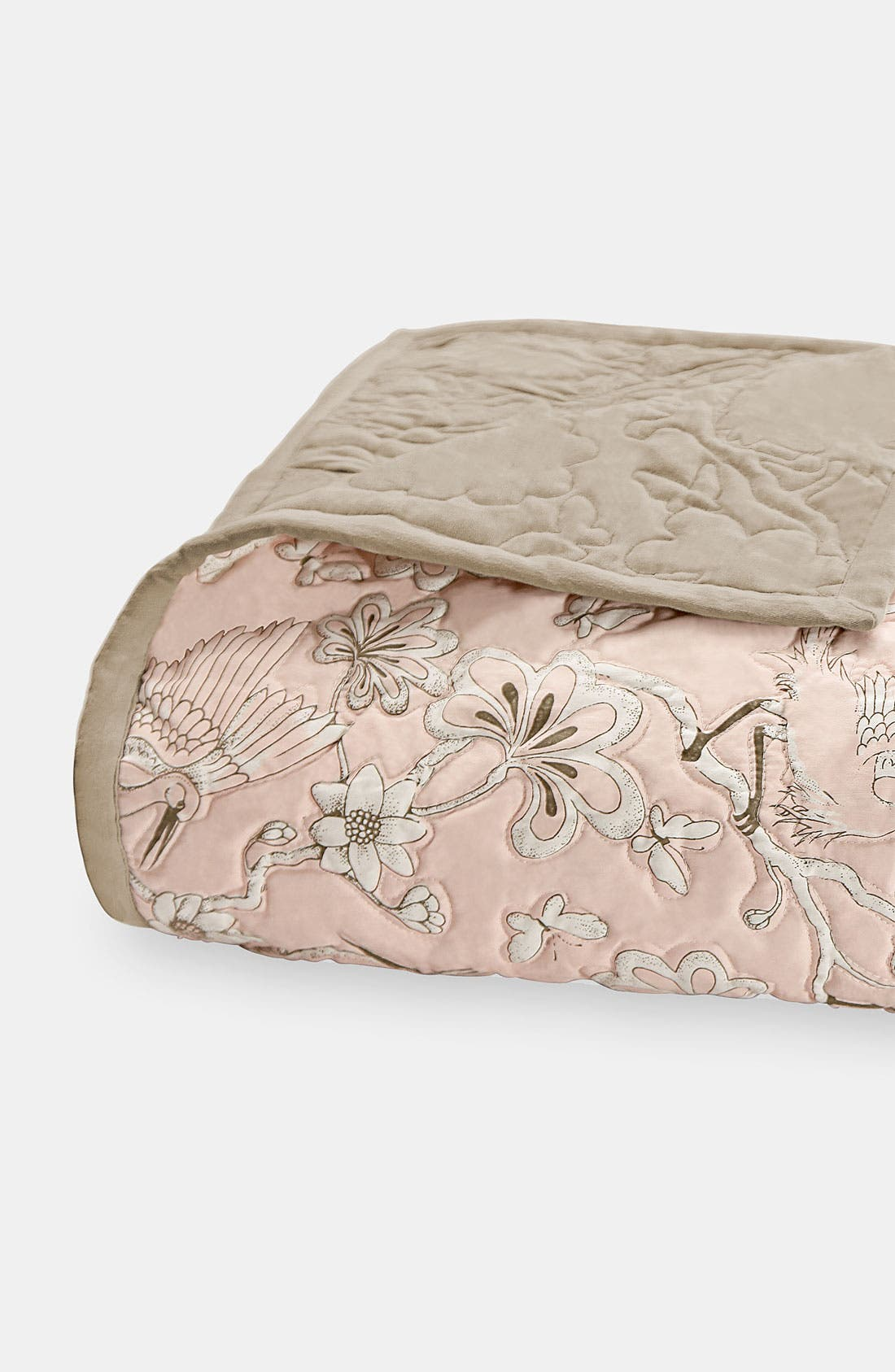 Alternate Image 1 Selected - kate spade new york 'egrets' quilt