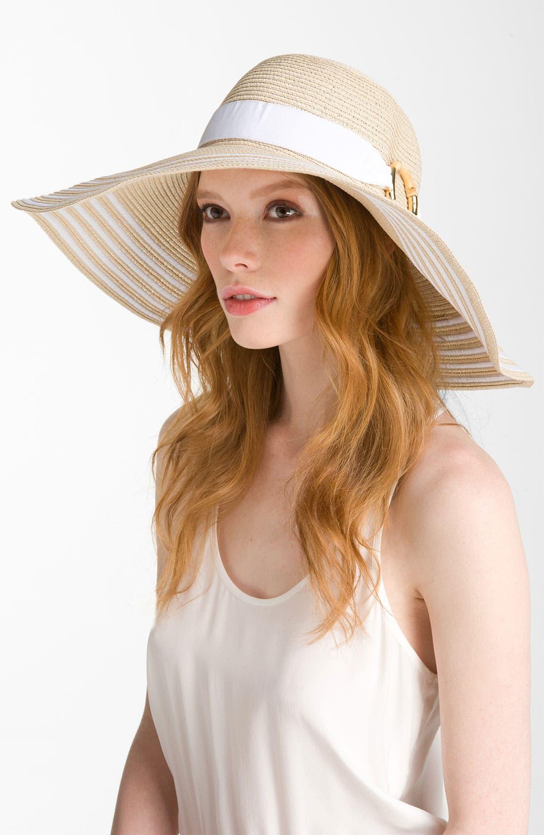 Alternate Image 1 Selected - Lauren Ralph Lauren Sun Hat