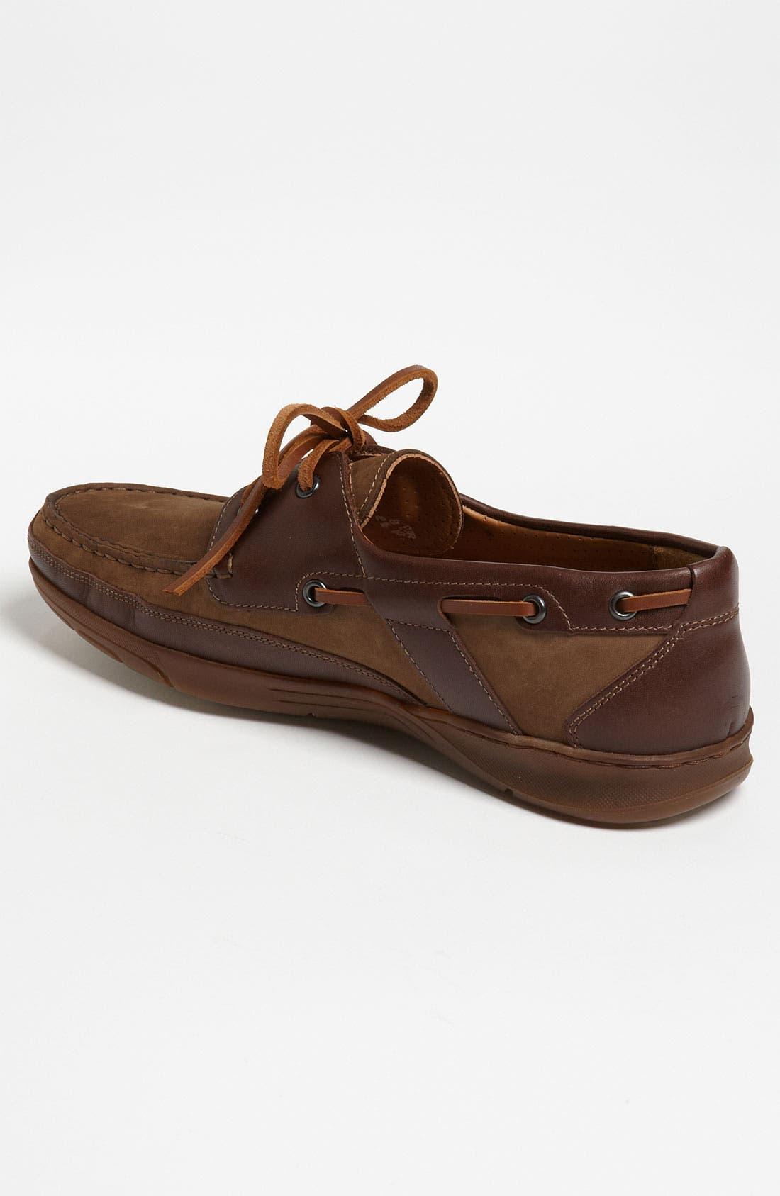 Alternate Image 2  - Mephisto 'Felix' Boat Shoe (Men)