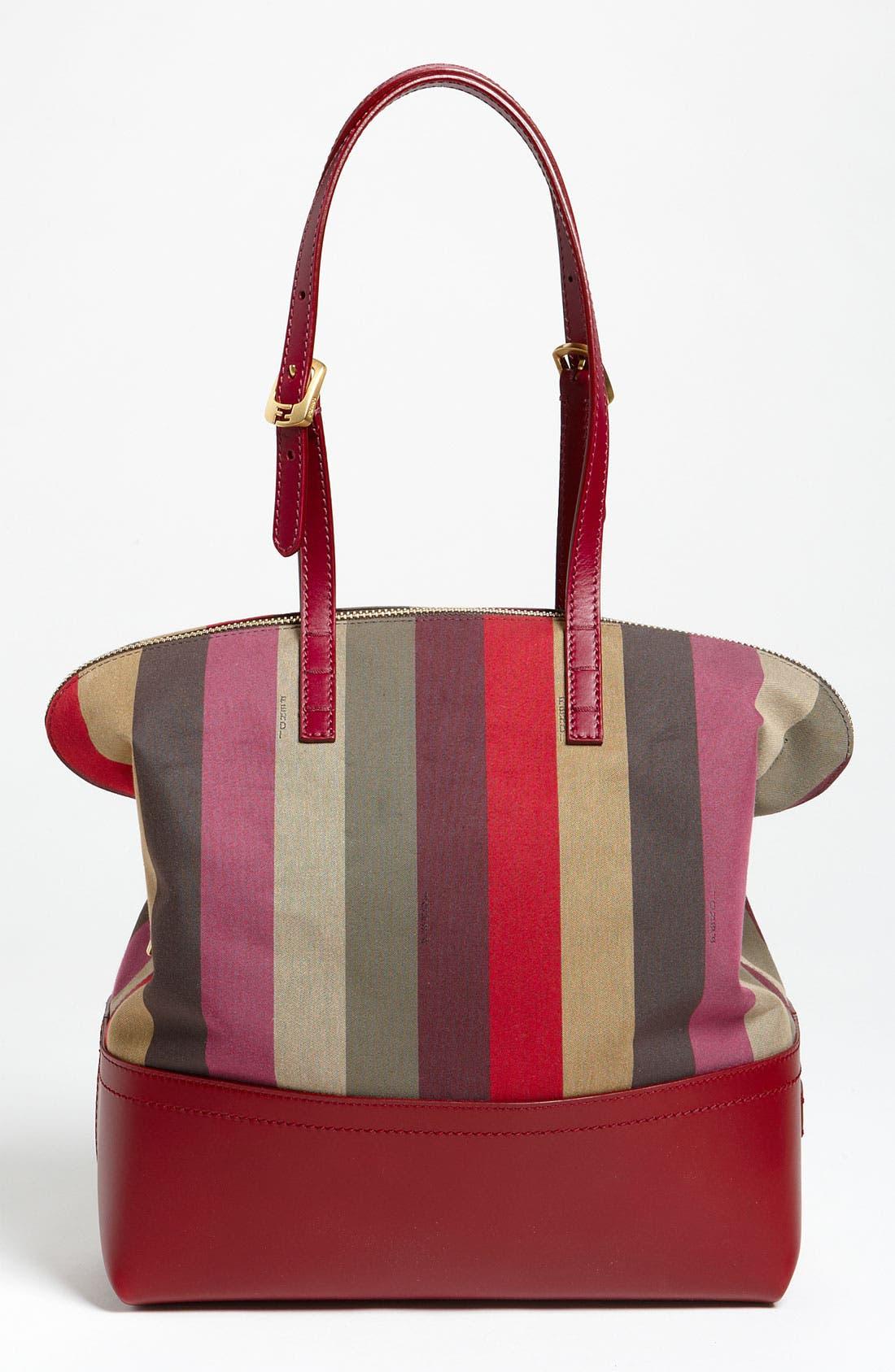 Main Image - Fendi 'Pequin 2-Way' Shopper