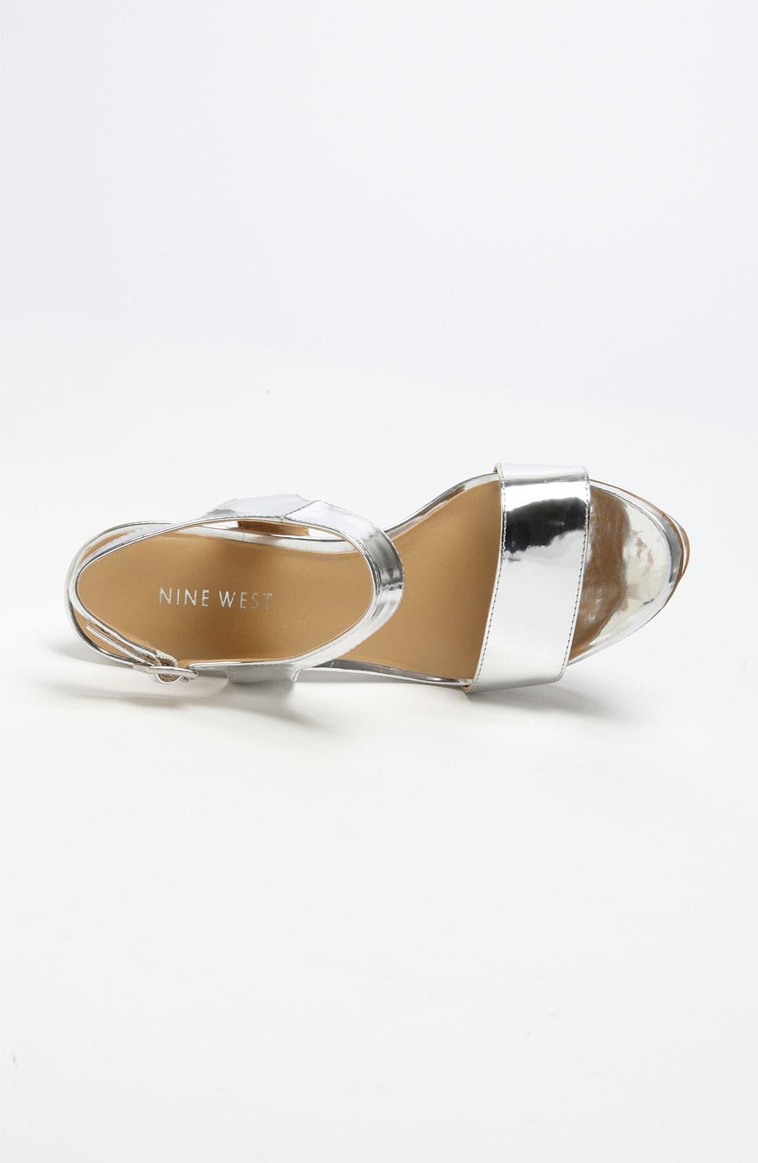 Alternate Image 3  - Nine West 'Fastlife' Sandal