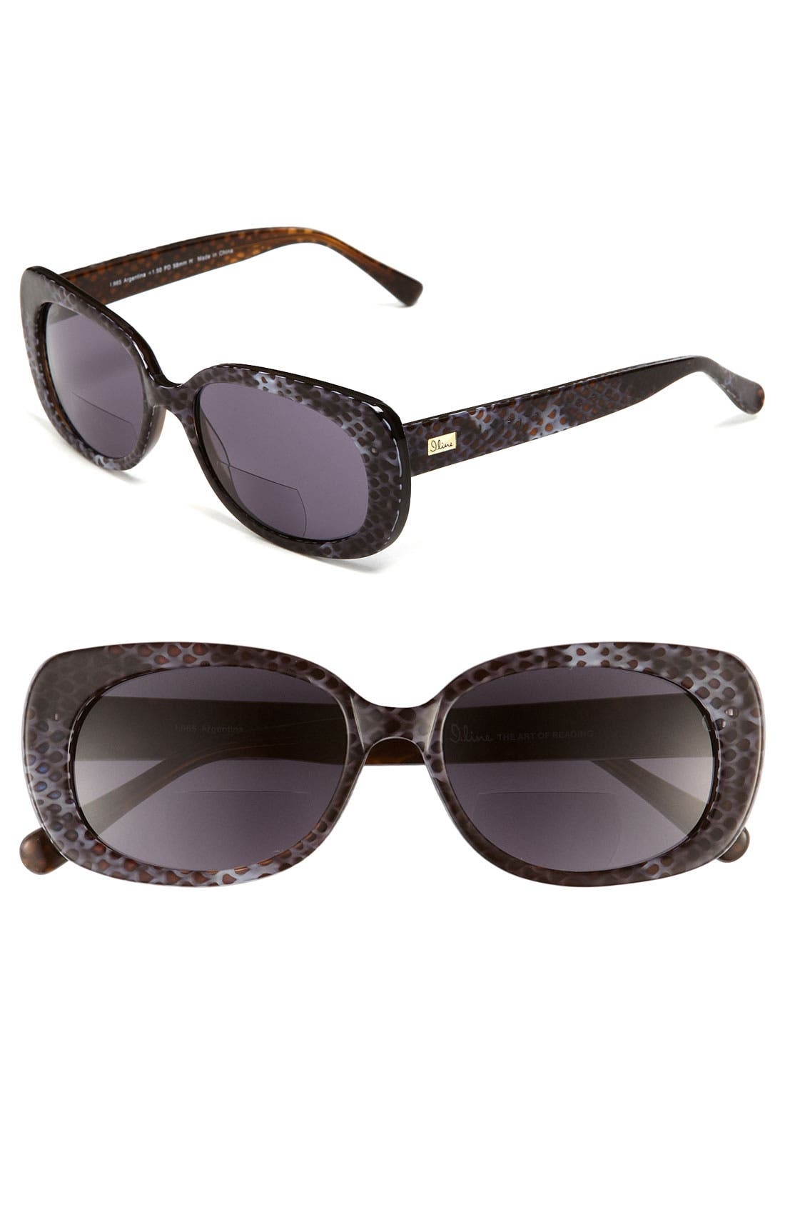 Main Image - I Line Eyewear Reading Sunglasses