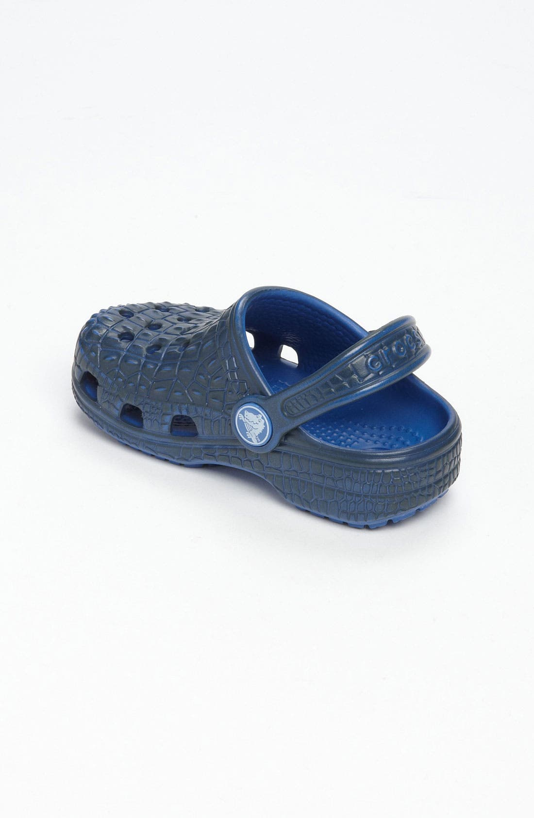 Alternate Image 2  - CROCS™ 'Crocskin' Slip-On (Walker, Toddler & Little Kid)