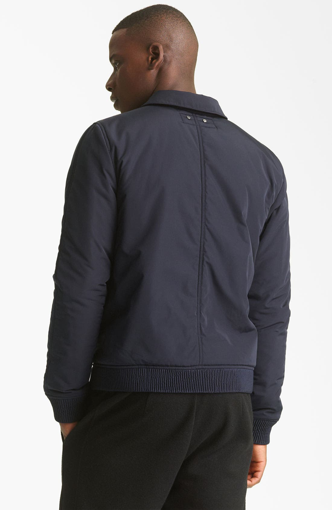 Alternate Image 2  - T by Alexander Wang Quilted Jacket