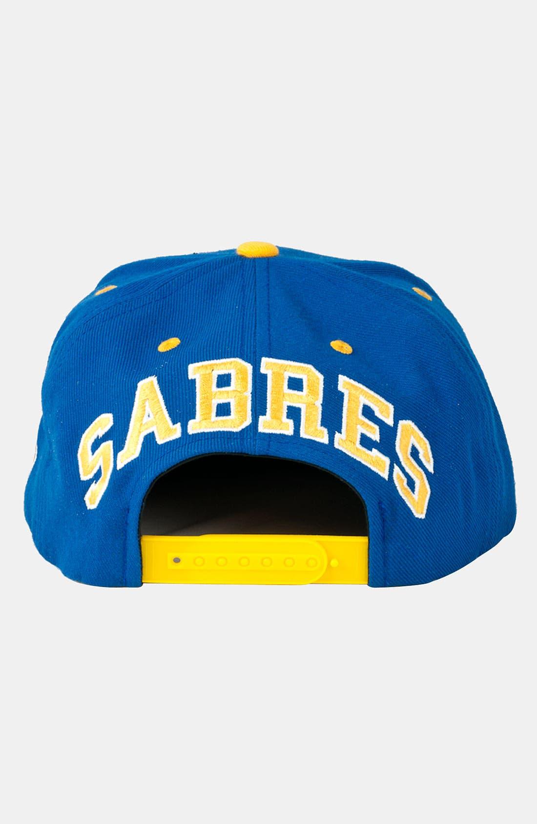 Alternate Image 3  - American Needle 'Sabres - Blockhead' Snapback Baseball Cap