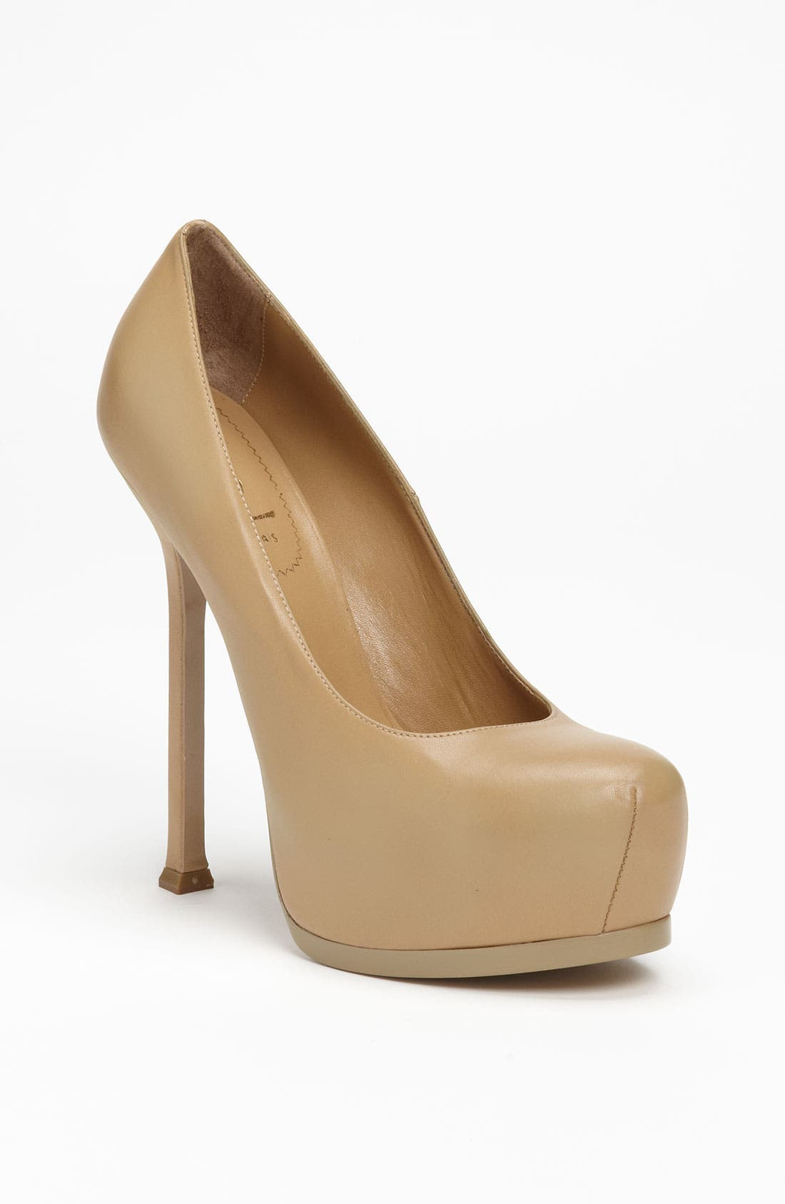 Alternate Image 1 Selected - Yves Saint Laurent 'Tribtoo' Platform Pump