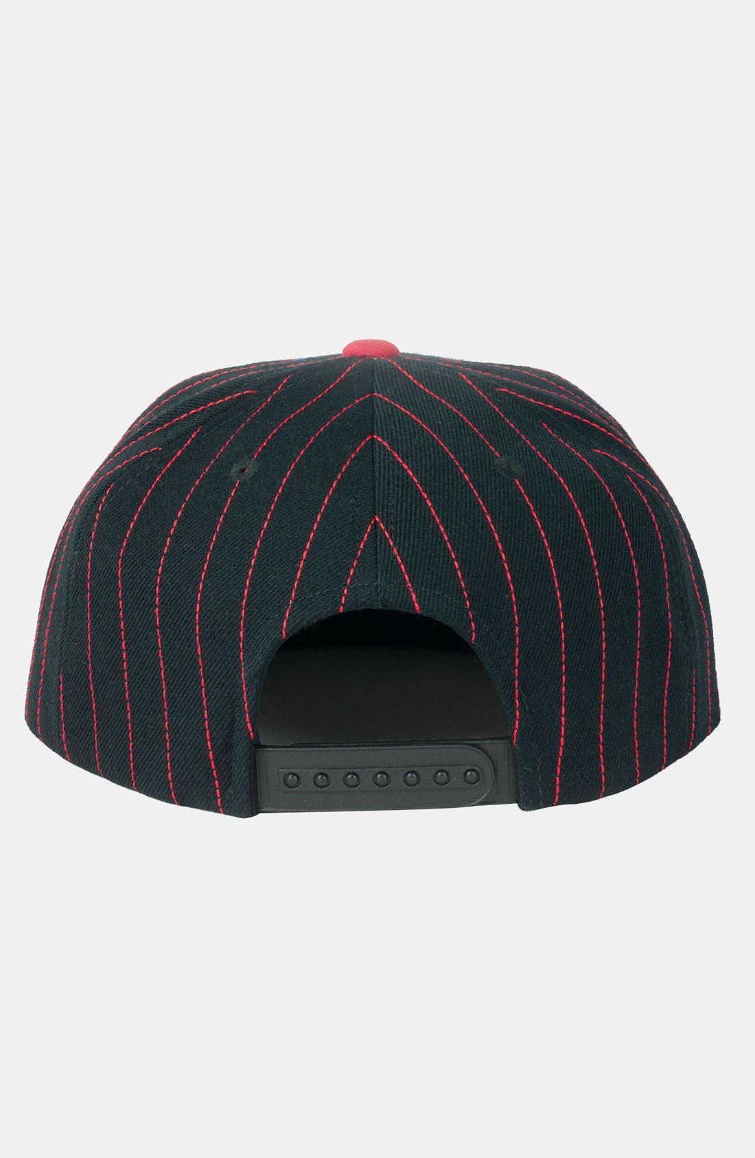 Alternate Image 2  - American Needle 'Reds' Snapback Baseball Cap