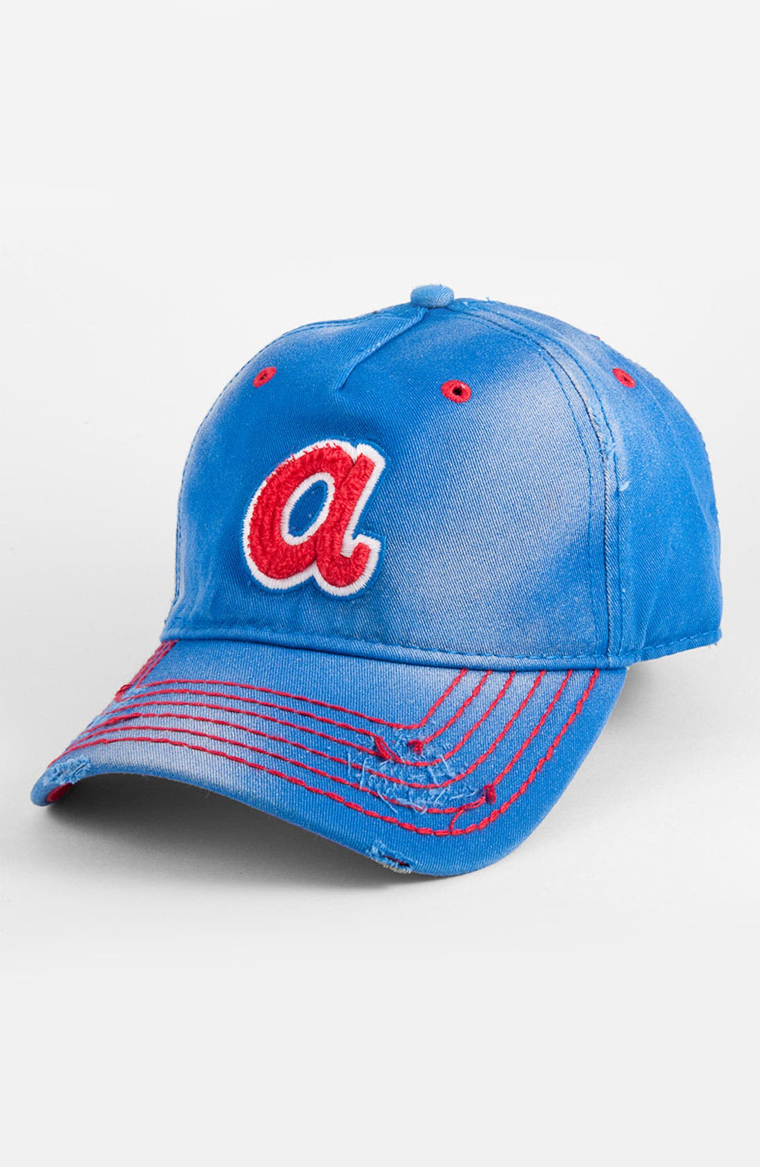 Alternate Image 1 Selected - American Needle 'Braves' Baseball Cap