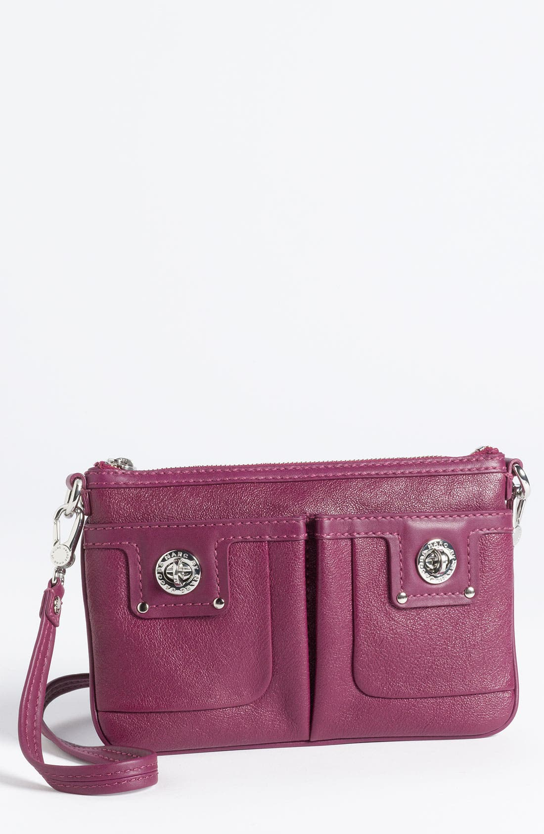 Alternate Image 1 Selected - MARC BY MARC JACOBS 'Turnlock -  Percy' Crossbody