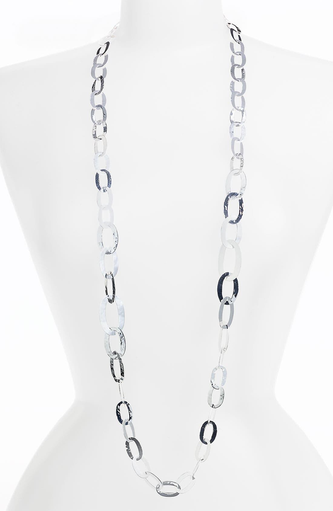 Main Image - Ippolita 'Flat Links' Long Necklace