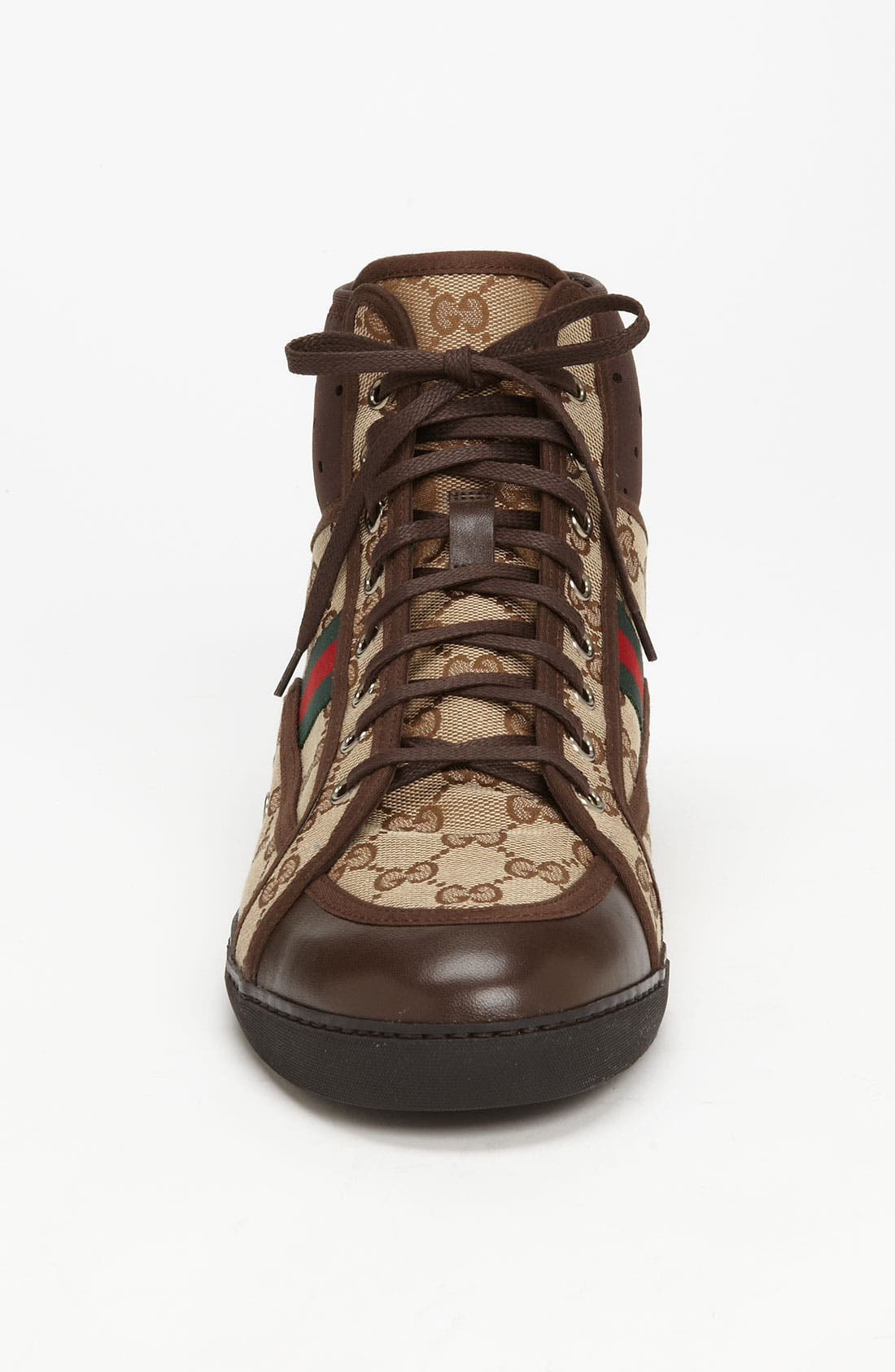 Alternate Image 4  - Gucci 'Cannes' High Top Sneaker