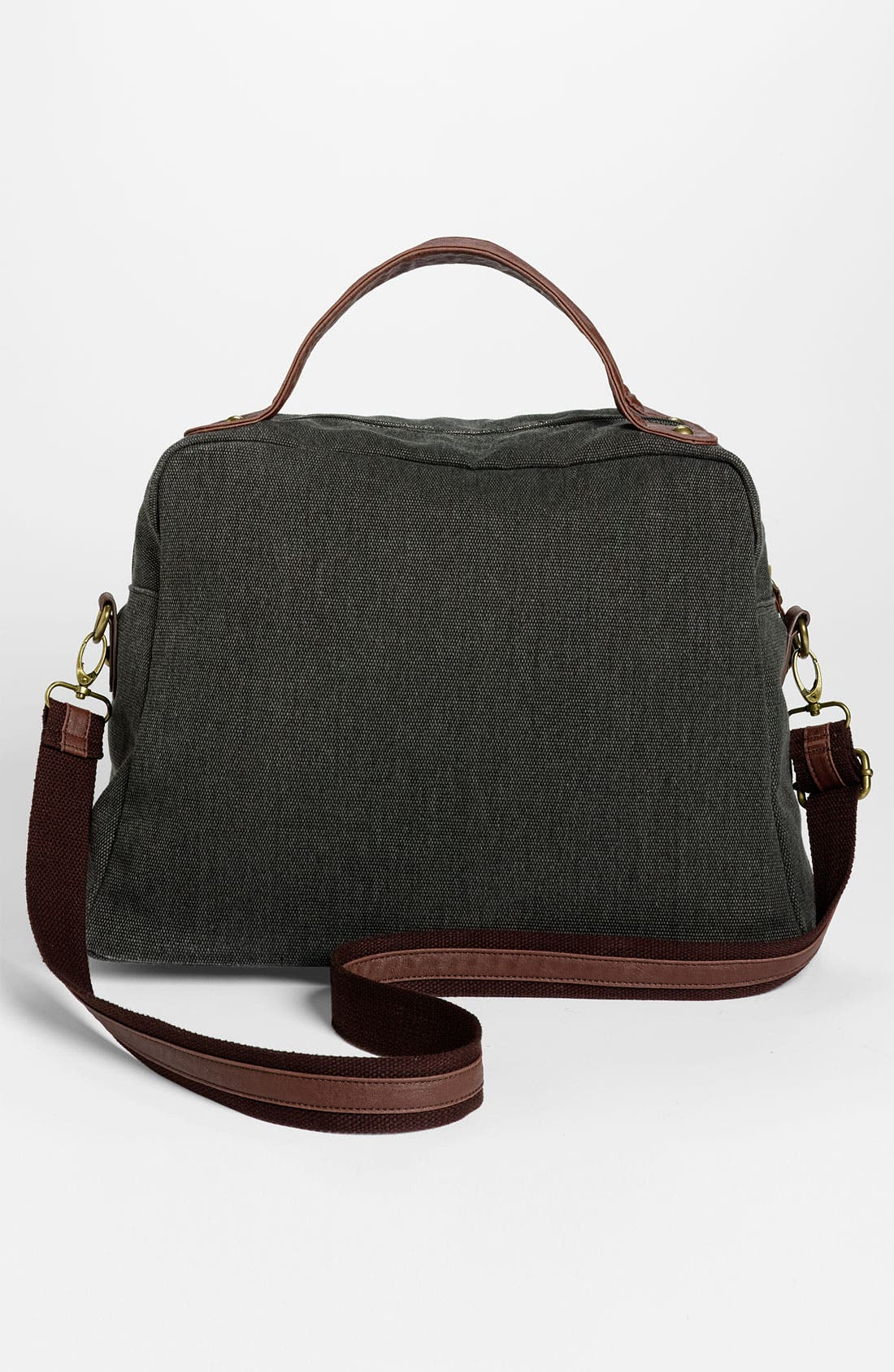 Alternate Image 4  - BP. Canvas & Faux Leather Tote