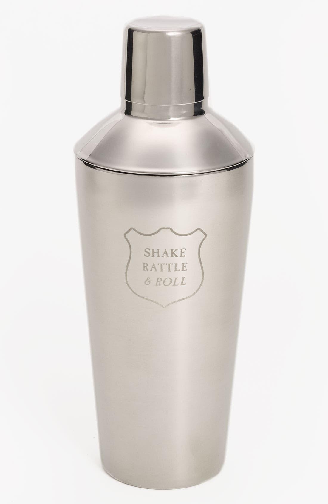 Main Image - 'Shake, Rattle & Roll' Cocktail Shaker