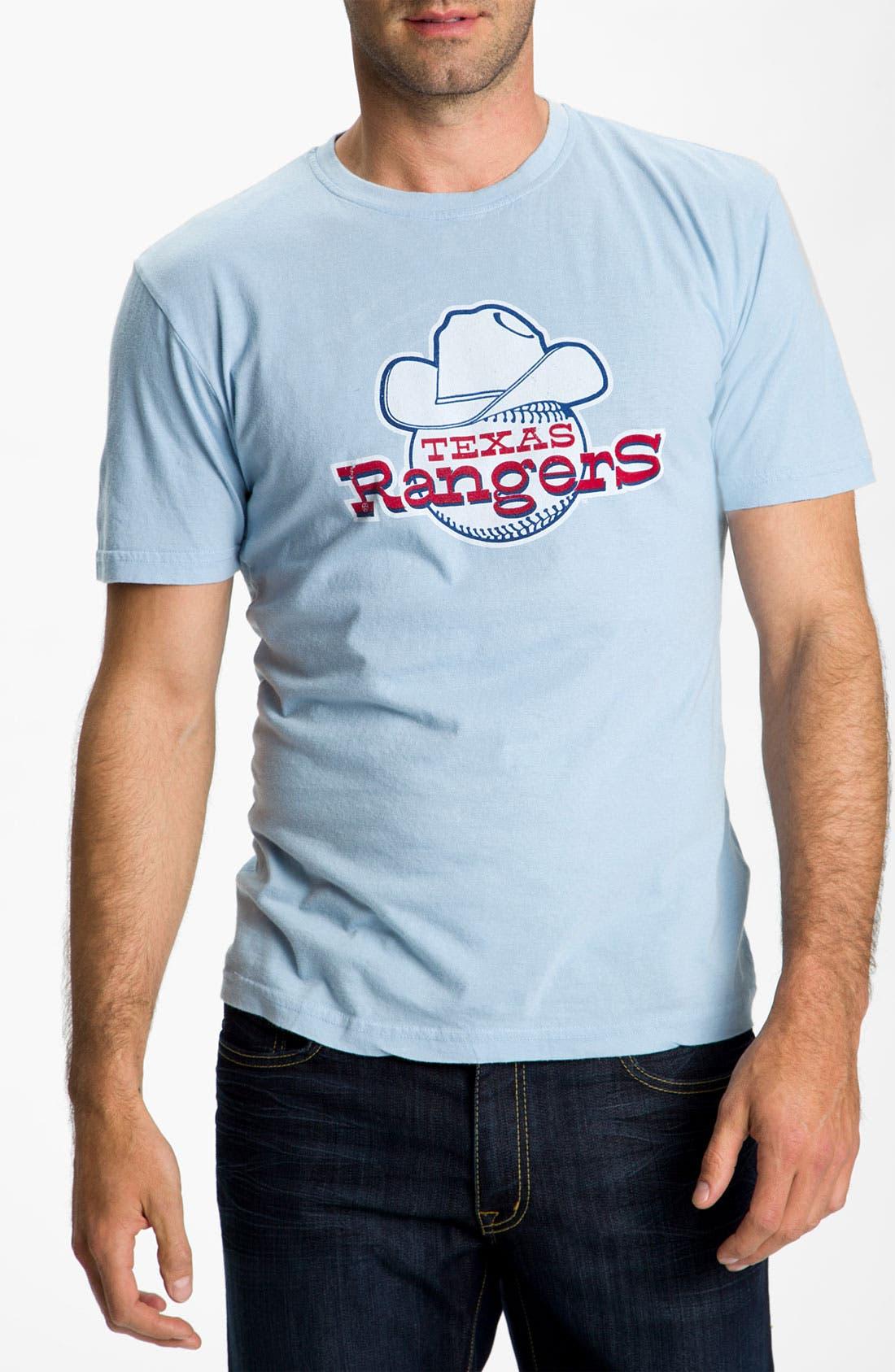 Alternate Image 1 Selected - Red Jacket 'Rangers - Brass Tack' T-Shirt