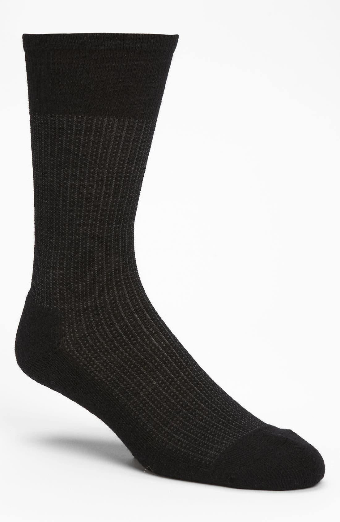 Alternate Image 1 Selected - Smartwool 'Nailhead' Grid Socks (Men)