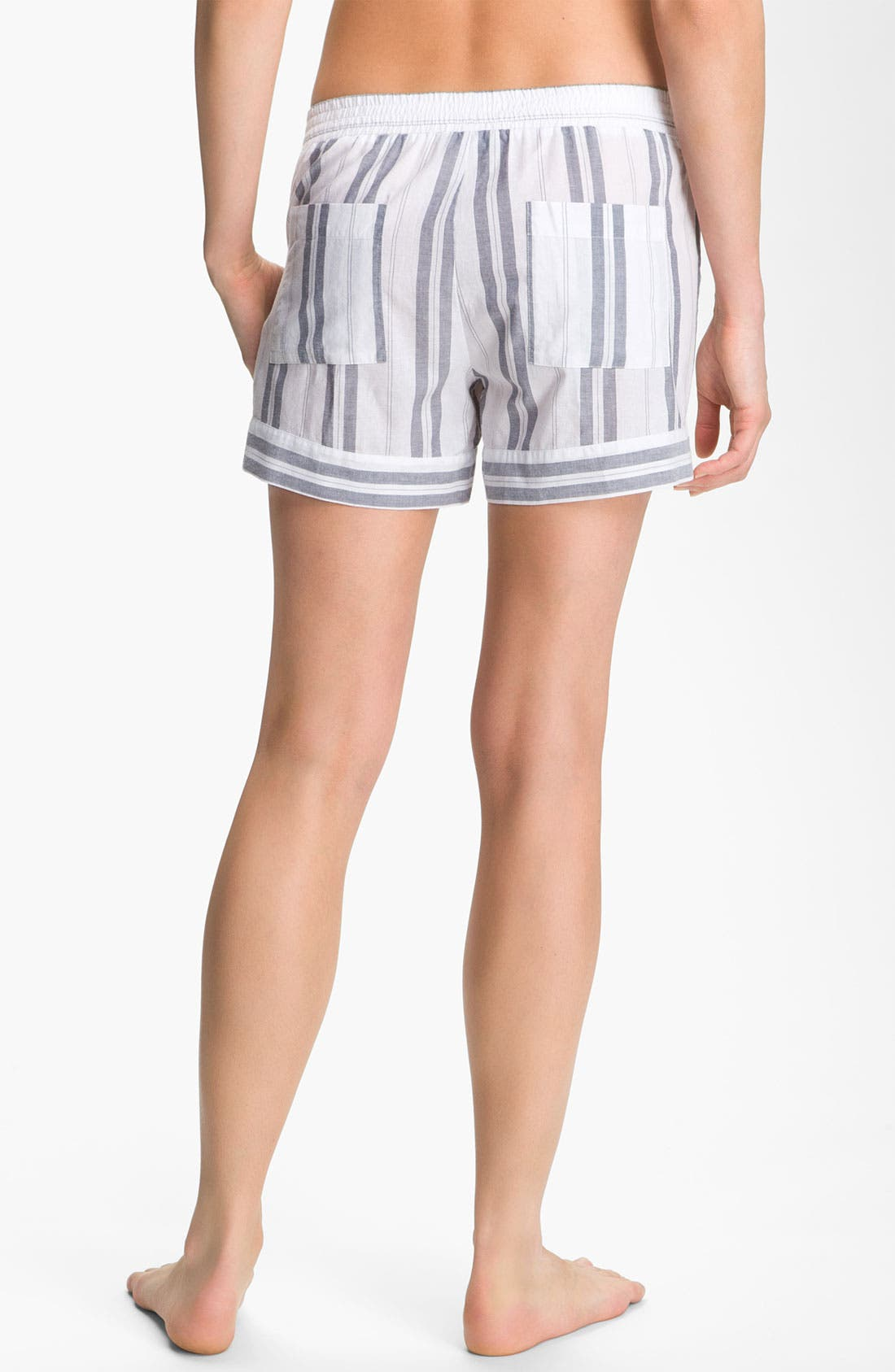 Alternate Image 2  - Shimera Stripe Sleep Shorts