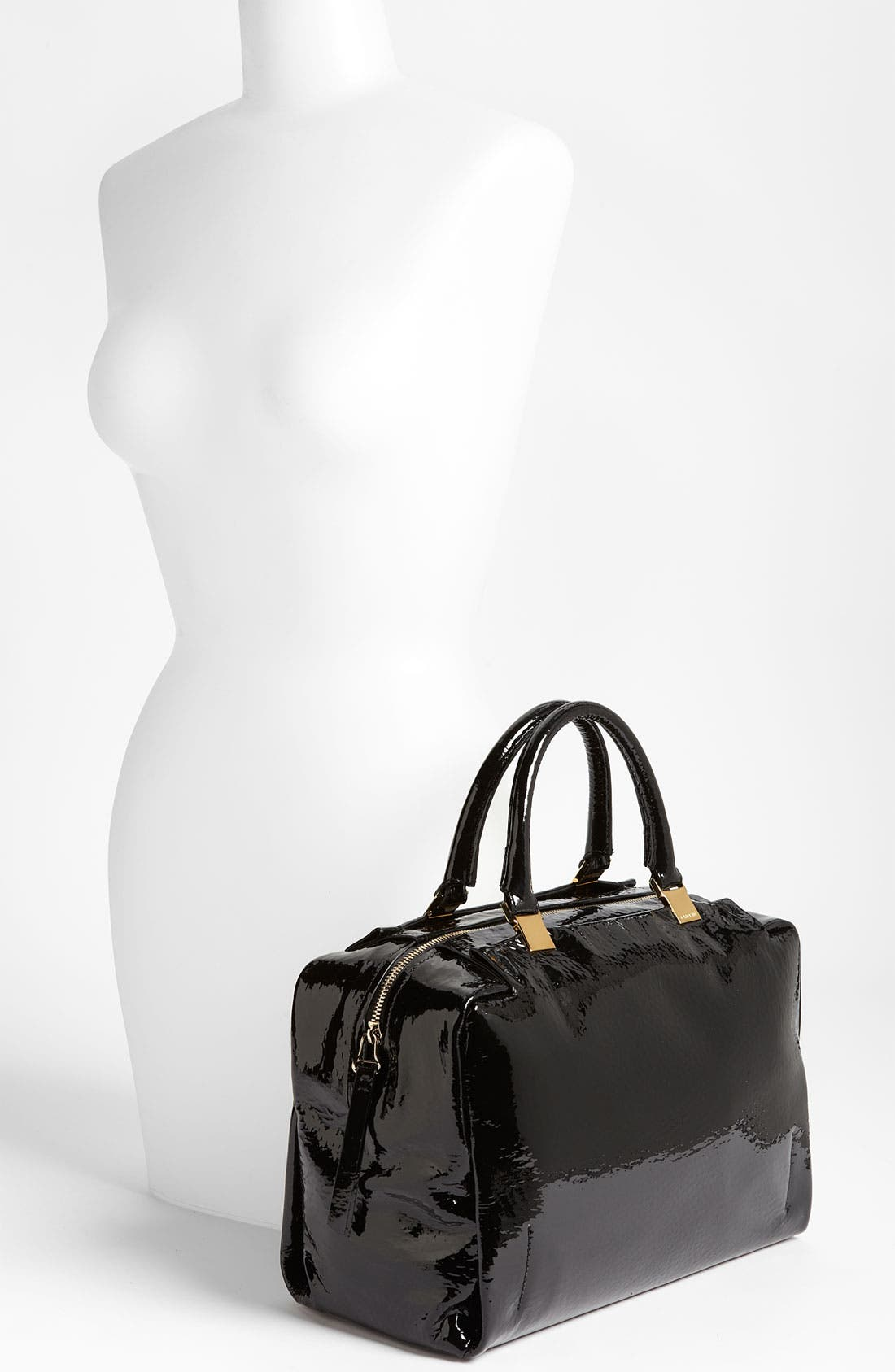 Alternate Image 2  - Lanvin 'Moon River' Patent Leather Satchel