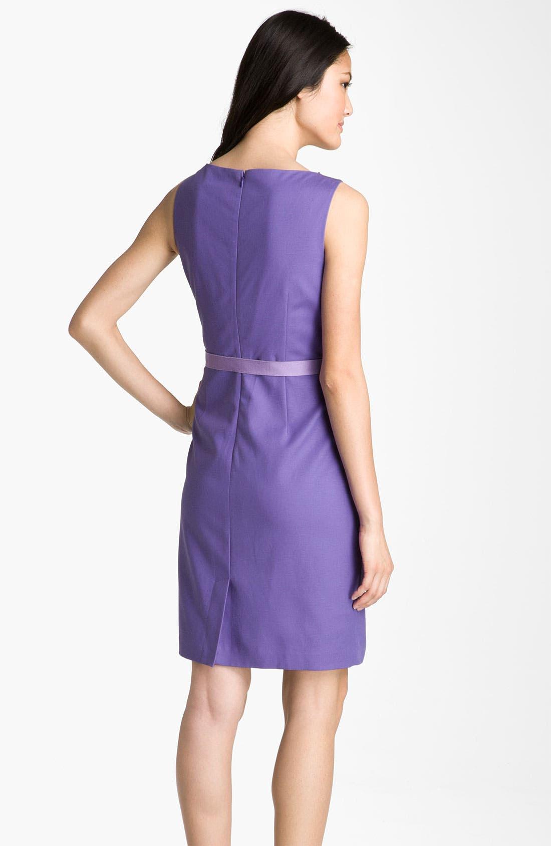 Alternate Image 2  - T Tahari 'Sloan' Dress