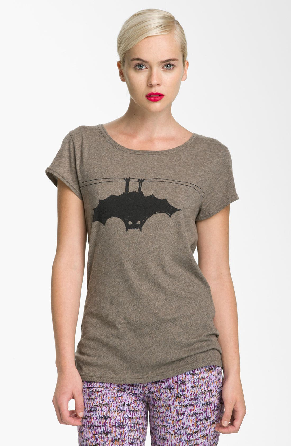Alternate Image 1 Selected - MARC BY MARC JACOBS 'Batty' Graphic Tee