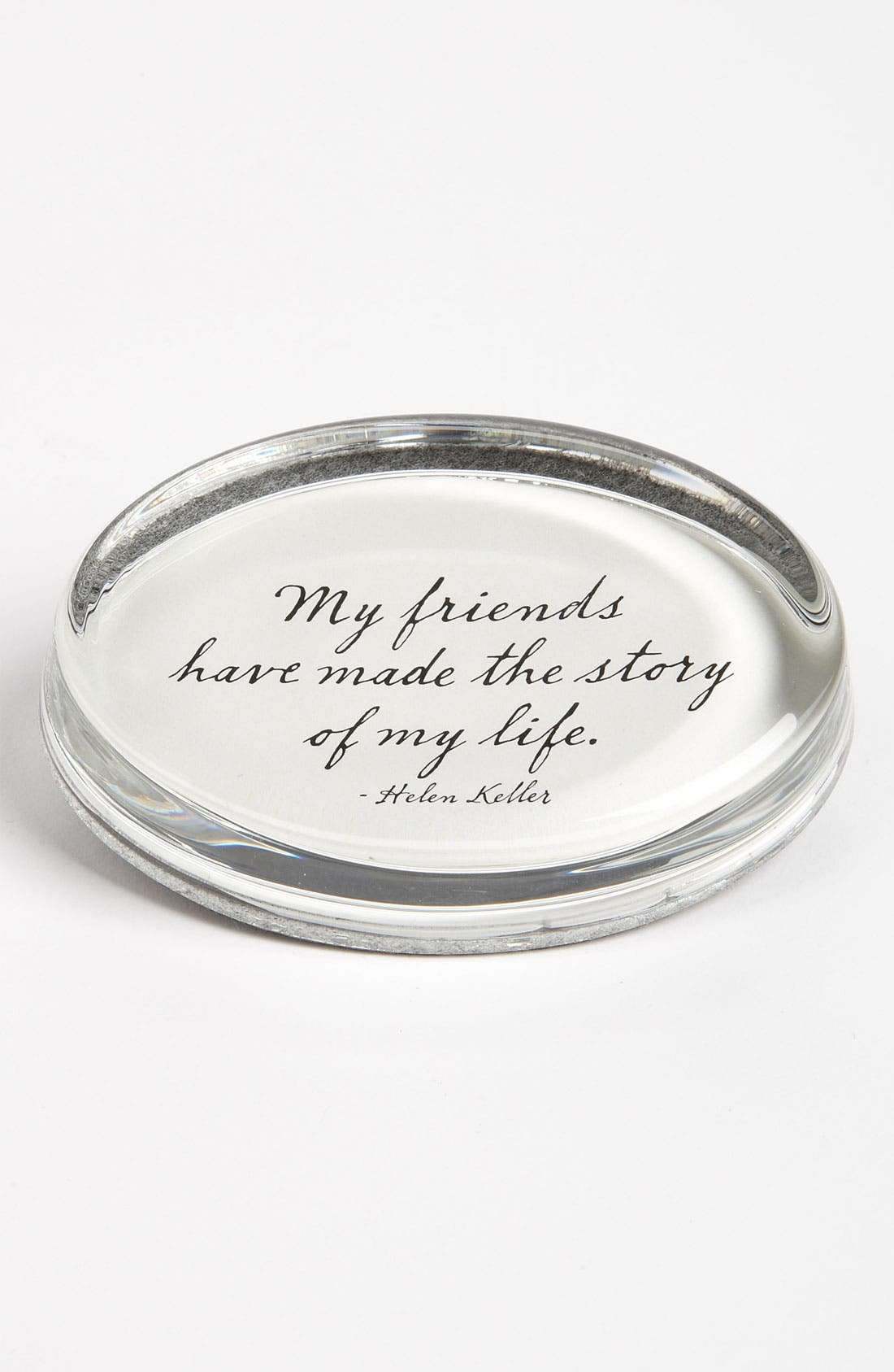 Alternate Image 1 Selected - Ben's Garden 'My Friends' Paperweight