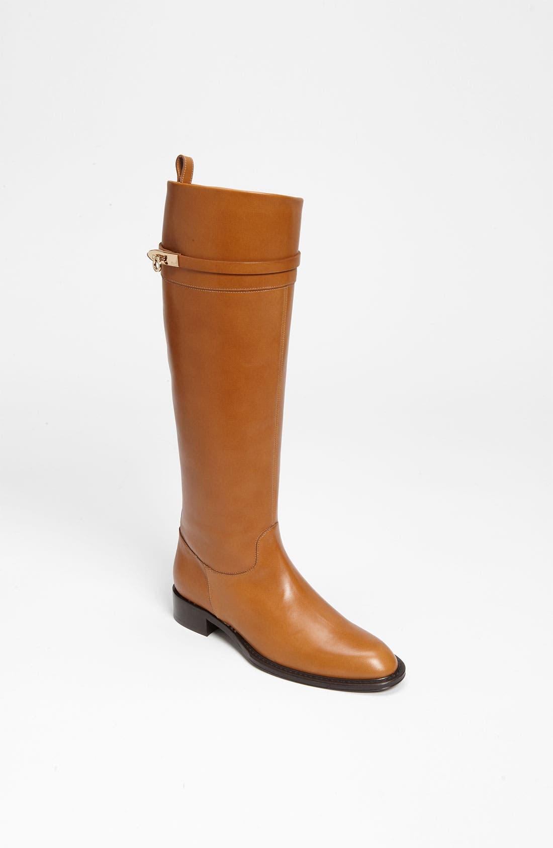 Alternate Image 1 Selected - Salvatore Ferragamo 'Calipso' Boot