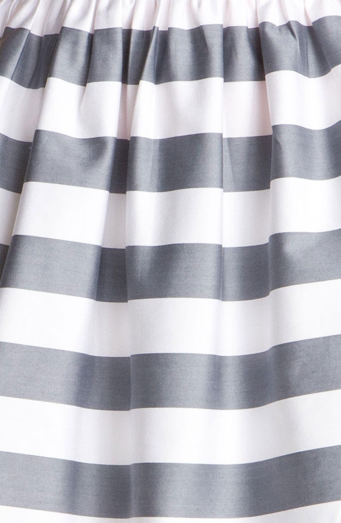 Alternate Image 3  - Necessary Objects Sateen Full Skirt (Juniors)