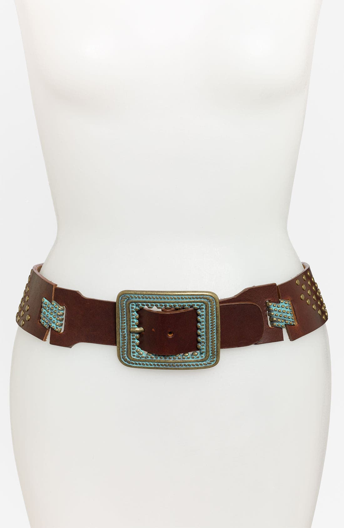 Alternate Image 1 Selected - Leatherock Leather Belt