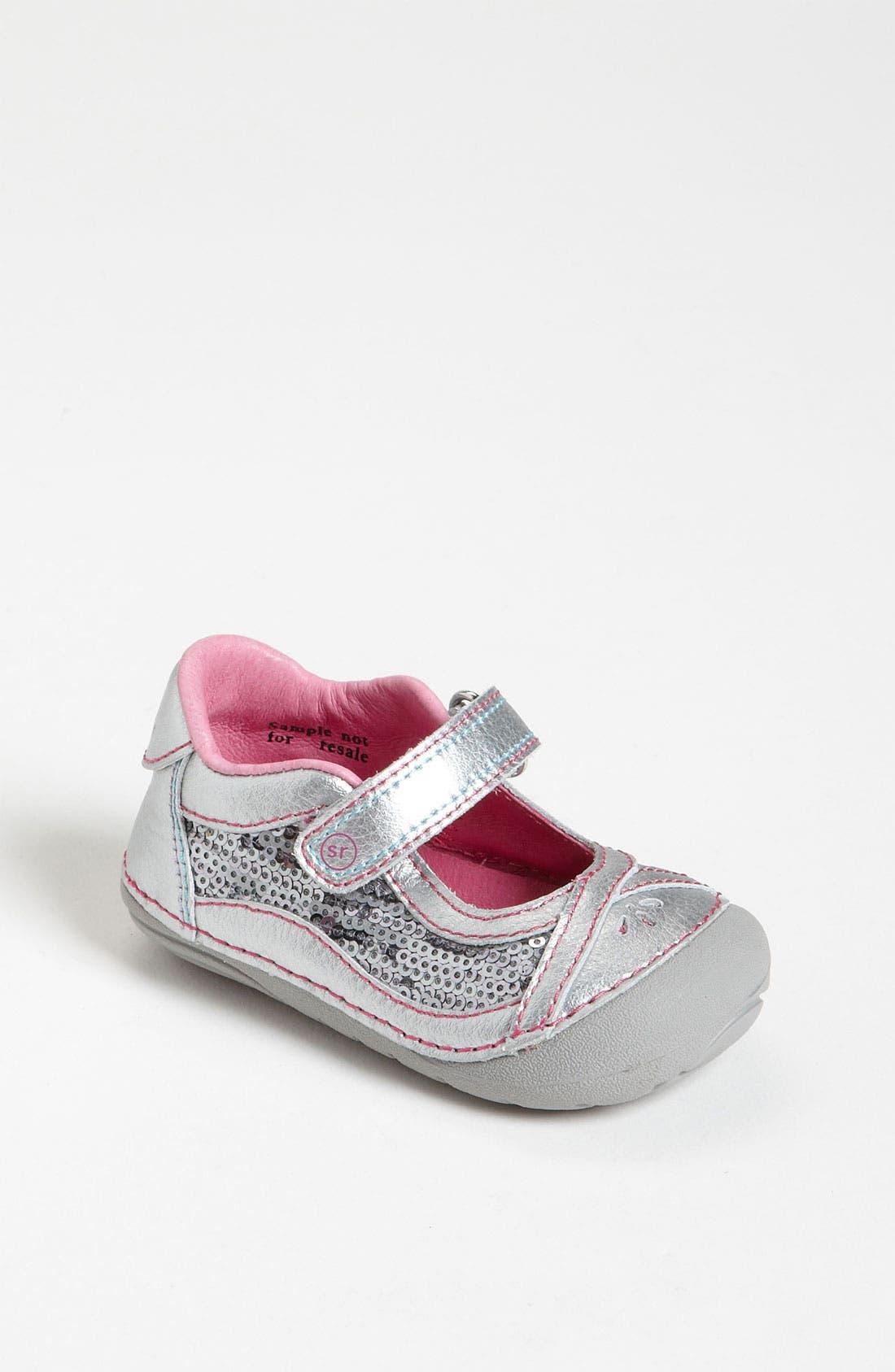 Alternate Image 1 Selected - Stride Rite 'Dream Queen' Sneaker (Baby & Walker)