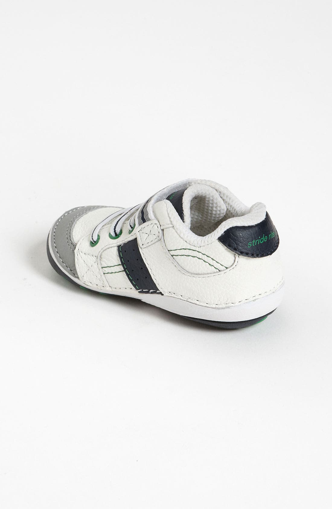 Alternate Image 2  - Stride Rite 'Arte' Sneaker (Baby & Walker)