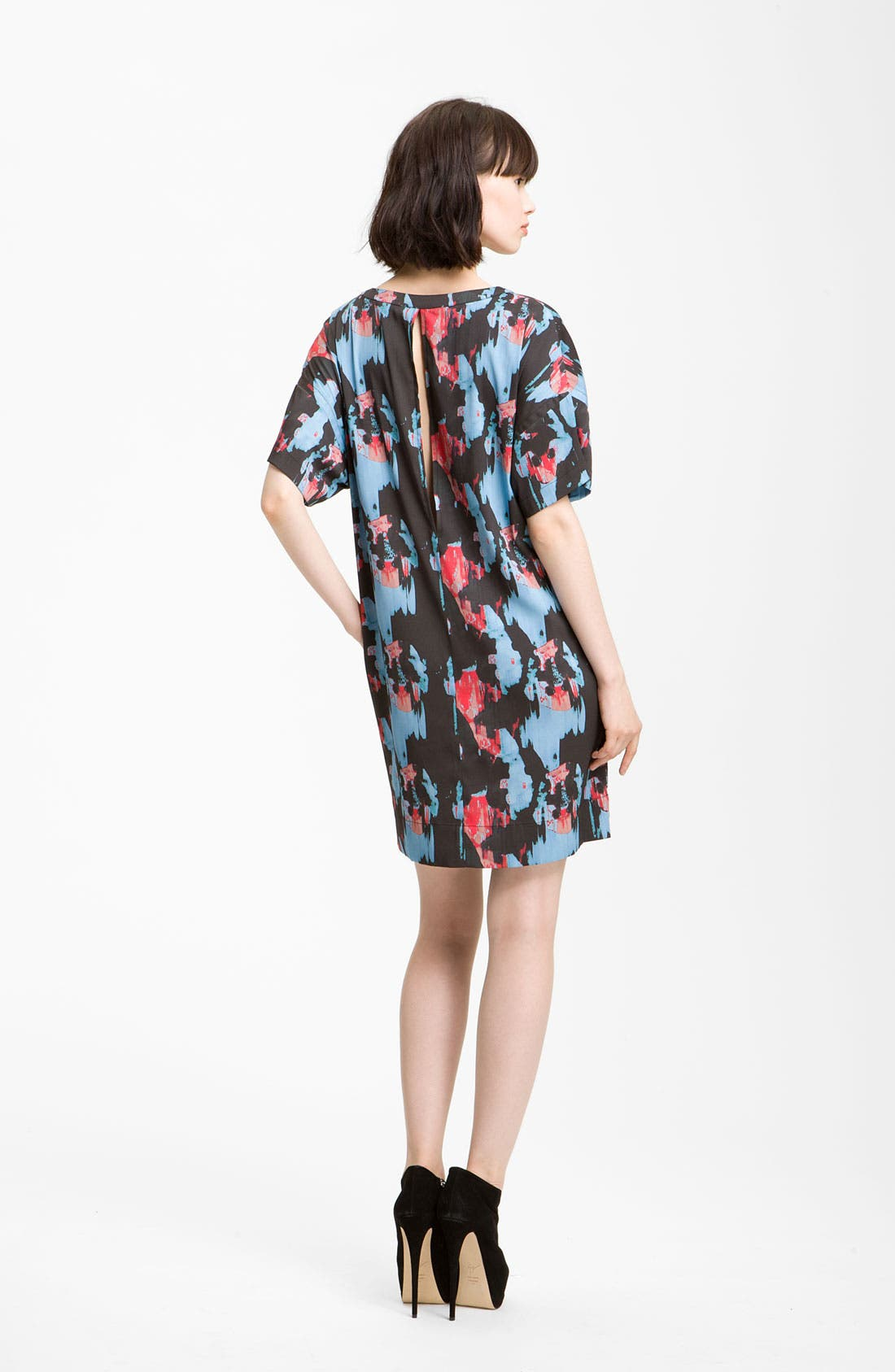 Alternate Image 2  - Cut25 'Ghostface' Print Dress