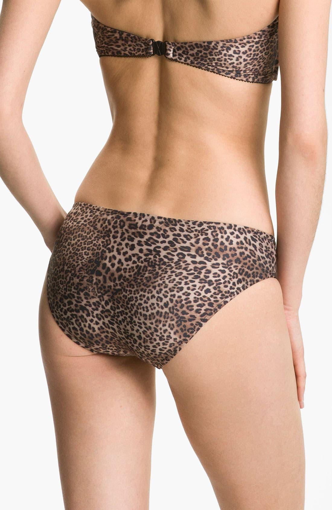 Alternate Image 2  - Seafolly 'Skin Deep' Hipster Bikini Bottoms