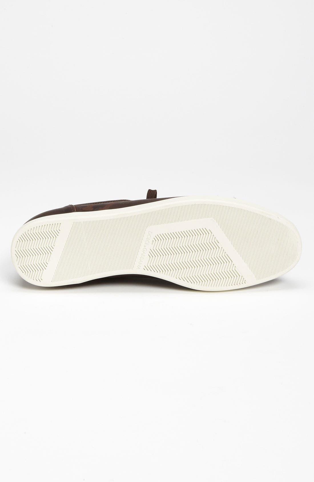 Alternate Image 4  - Dolce&Gabbana Sneaker