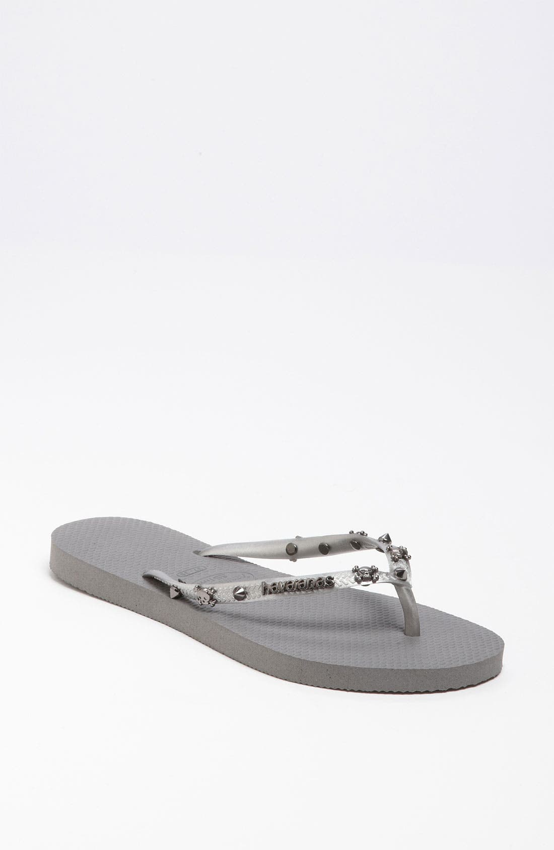 Alternate Image 1 Selected - Havaianas 'Slim Hardware' Flip Flop (Women)