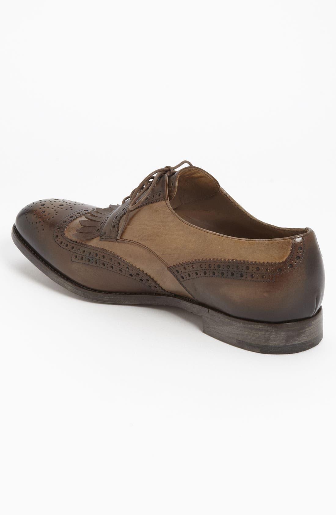 Alternate Image 2  - Prada Kiltie Spectator Shoe