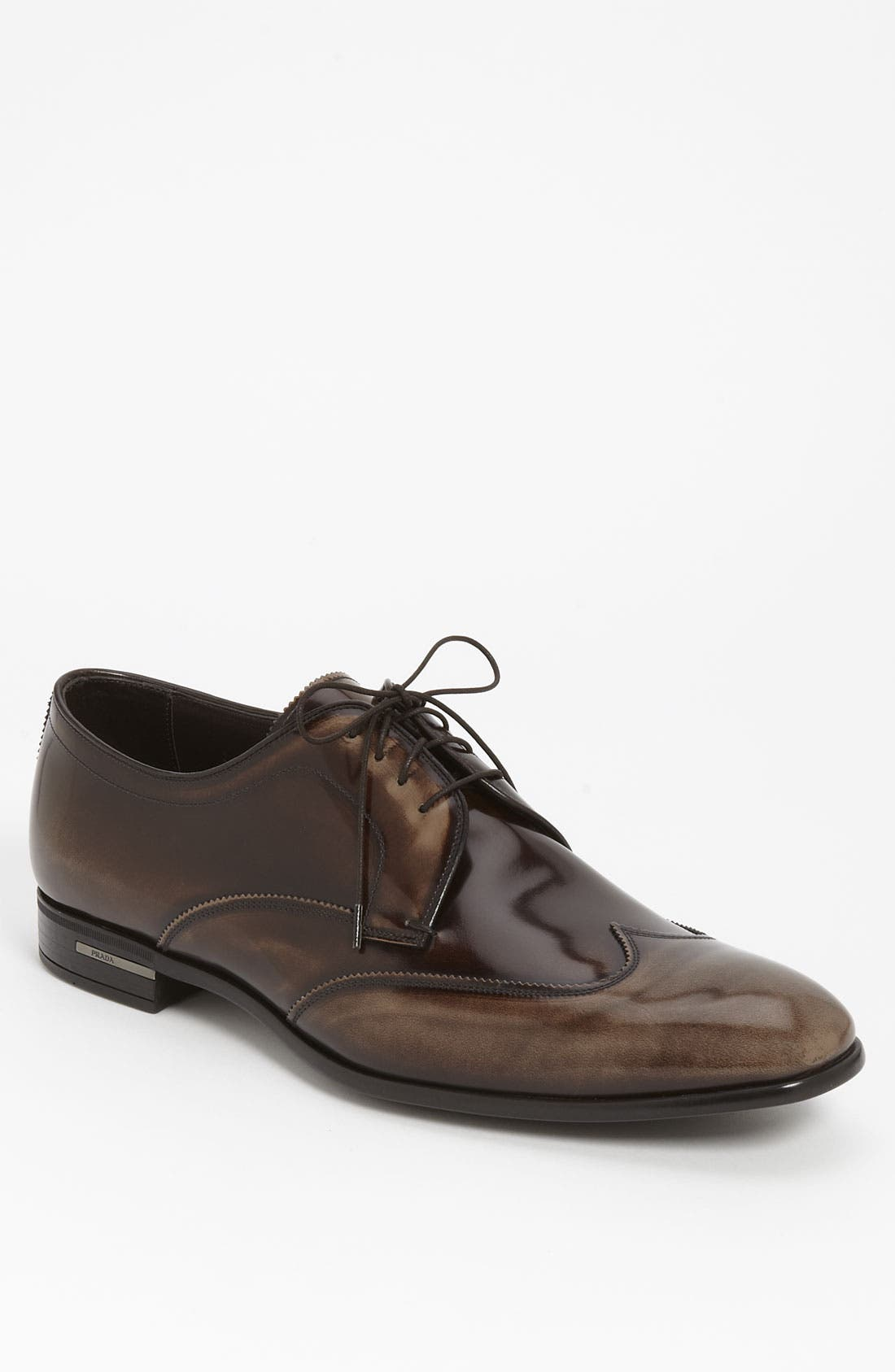 Alternate Image 1 Selected - Prada Wingtip Derby