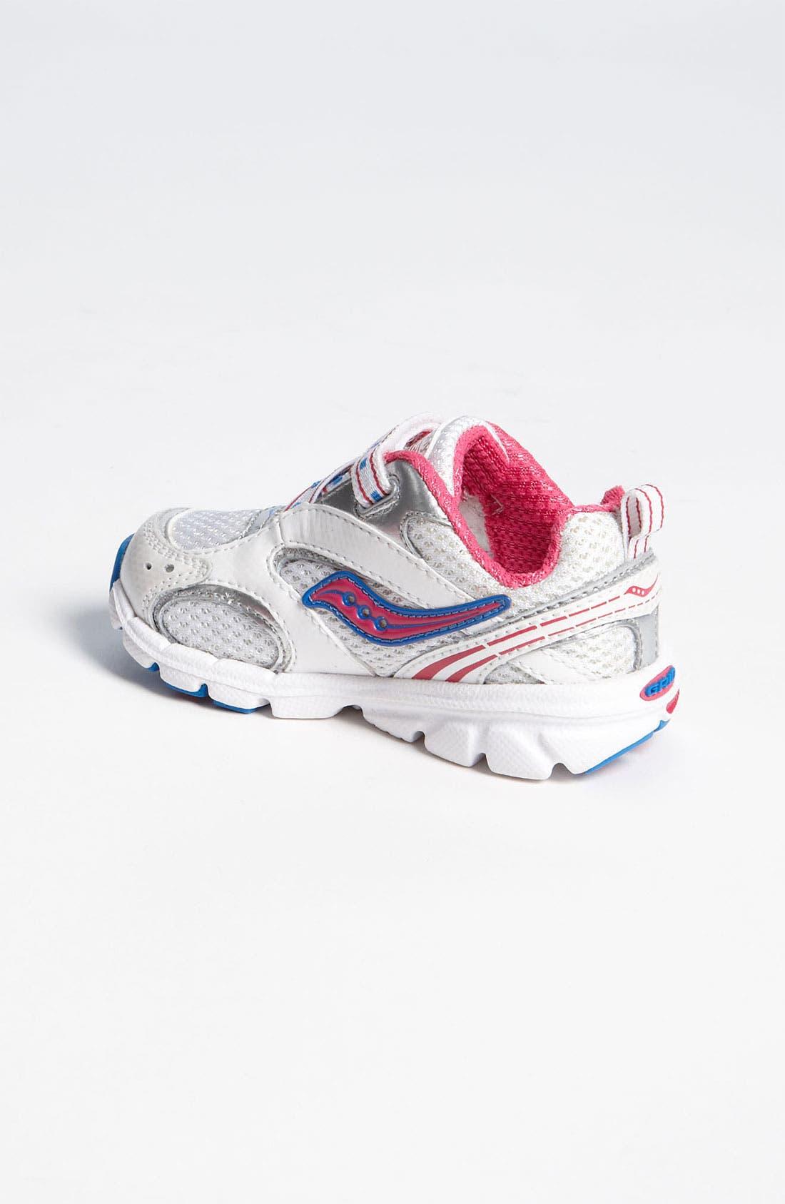 Alternate Image 2  - Saucony 'Blaze' Sneaker (Baby, Walker & Toddler)