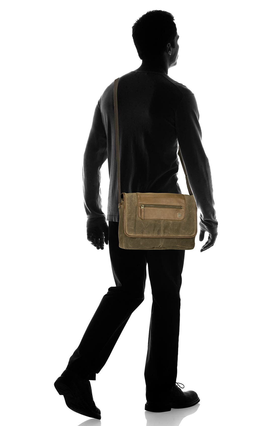 Alternate Image 5  - T-Tech by Tumi 'Forge Allegheny' Messenger Bag