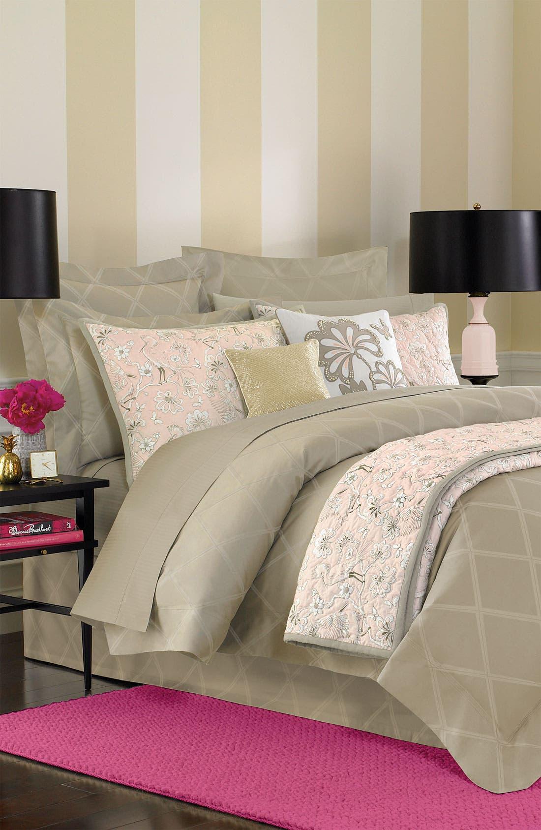 Alternate Image 4  - kate spade new york 'magnolia park' pillowcase (set of 2)