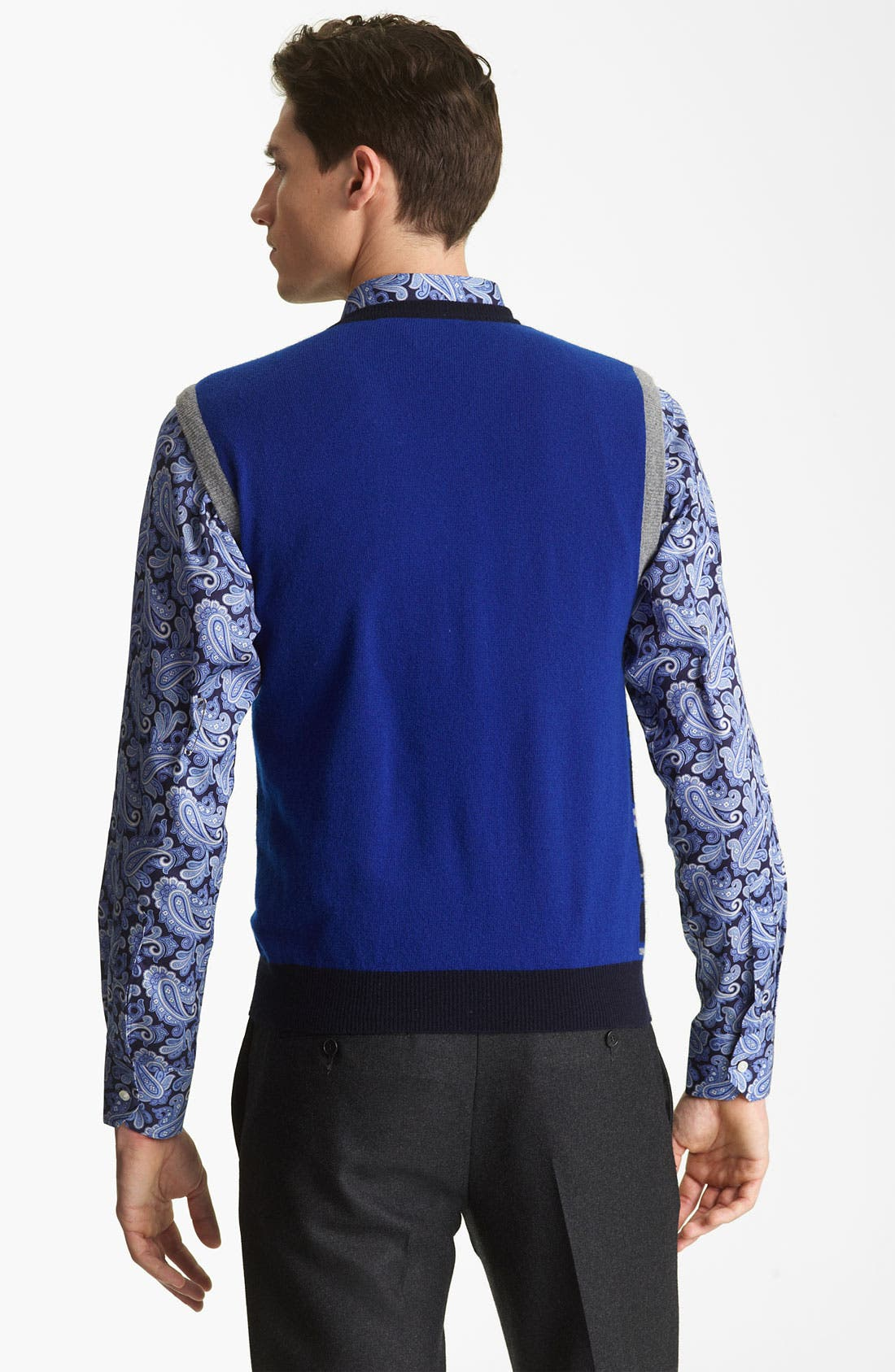 Alternate Image 2  - Etro Stripe Sweater Vest