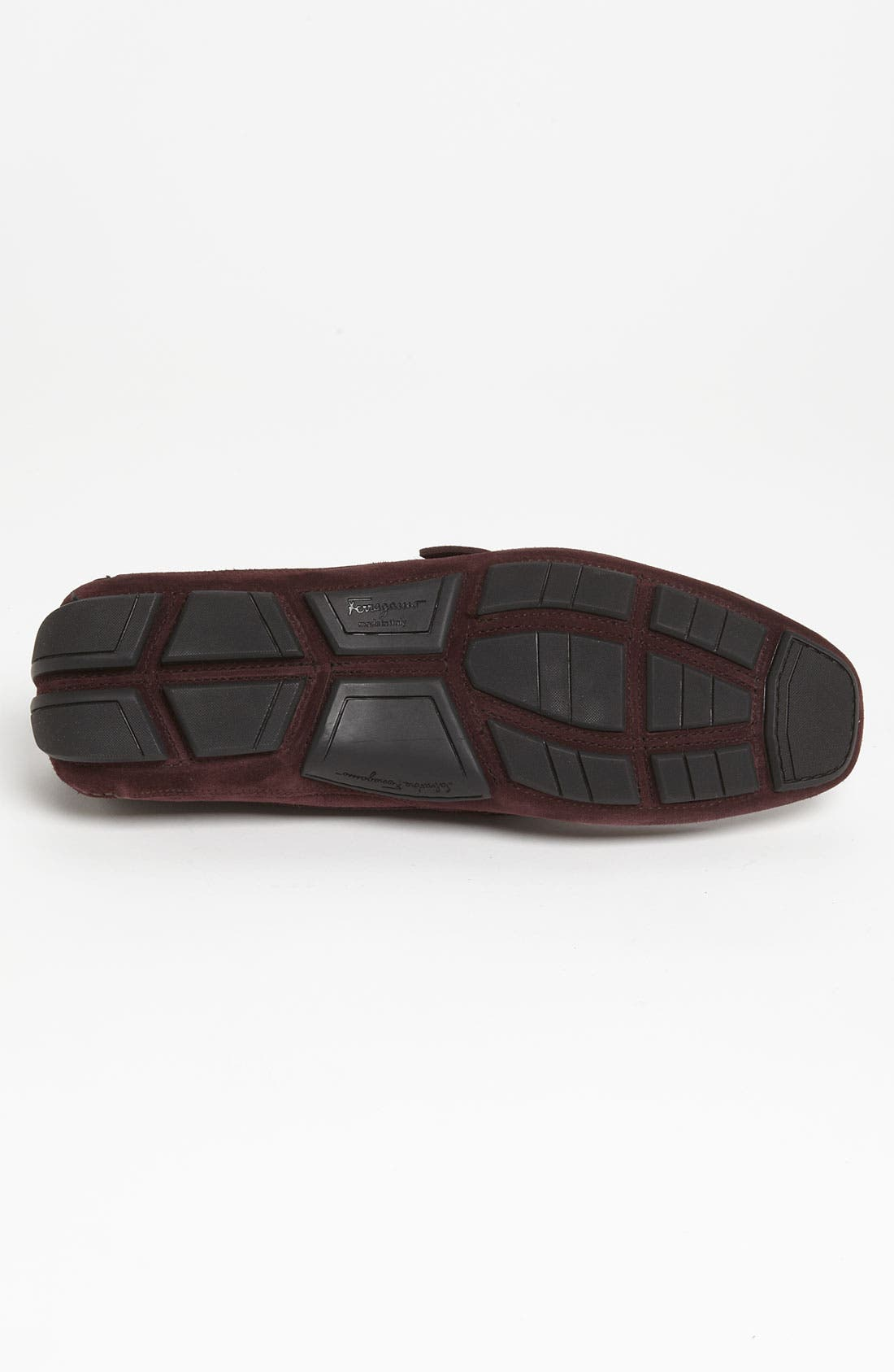 Alternate Image 4  - Salvatore Ferragamo 'Cabo' Driving Moccasin