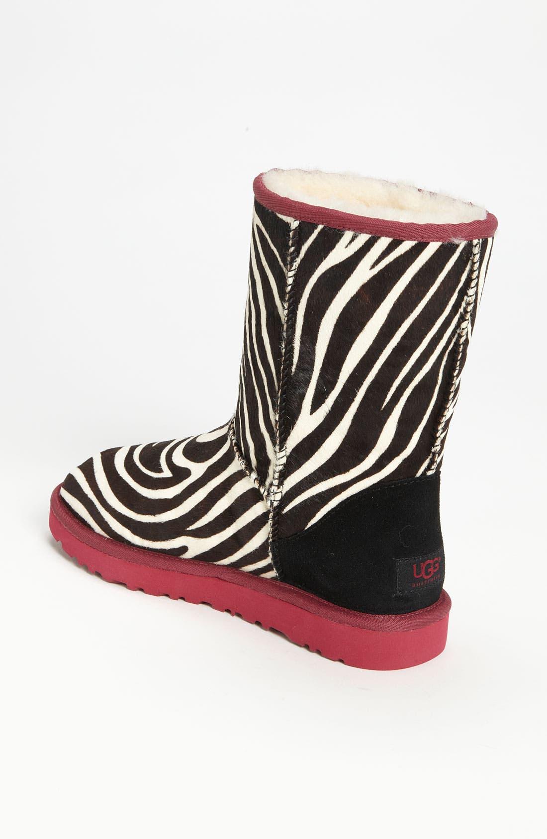 Alternate Image 2  - UGG® Australia 'Classic Short' Boot (Women) (Exclusive Color)