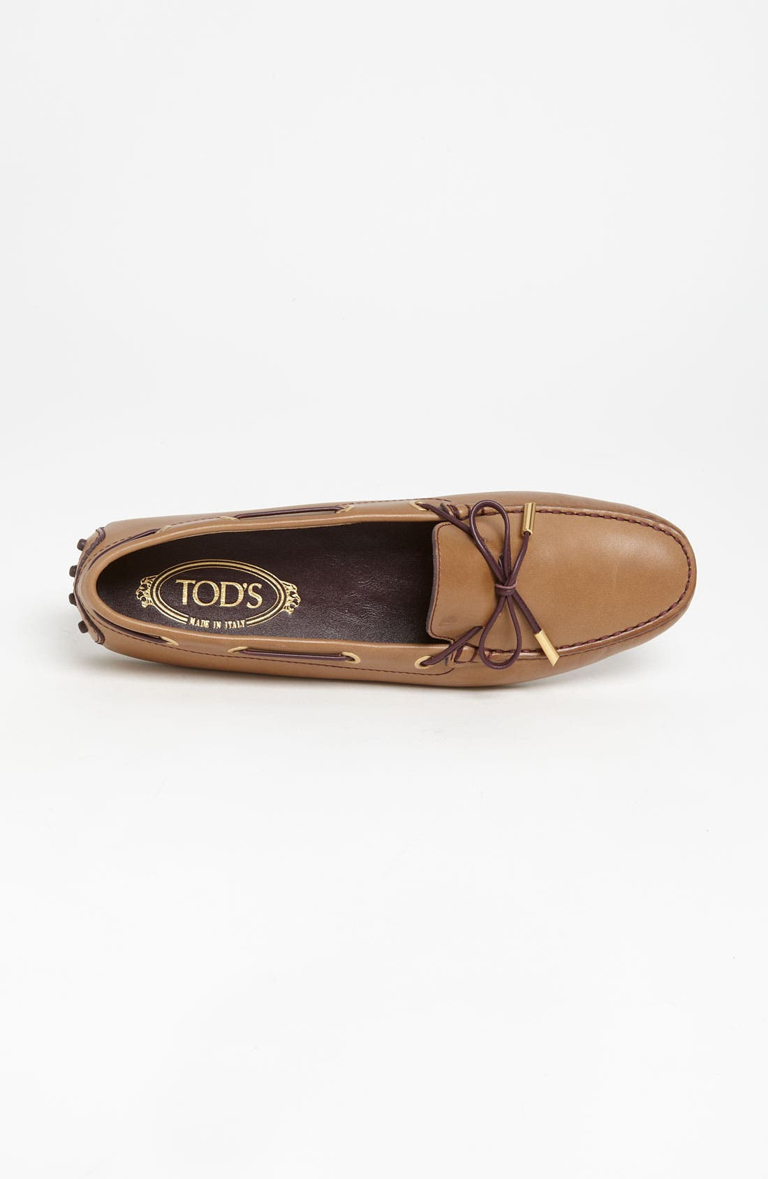 Alternate Image 3  - Tod's 'Heaven Laccetto' Driving Moccasin