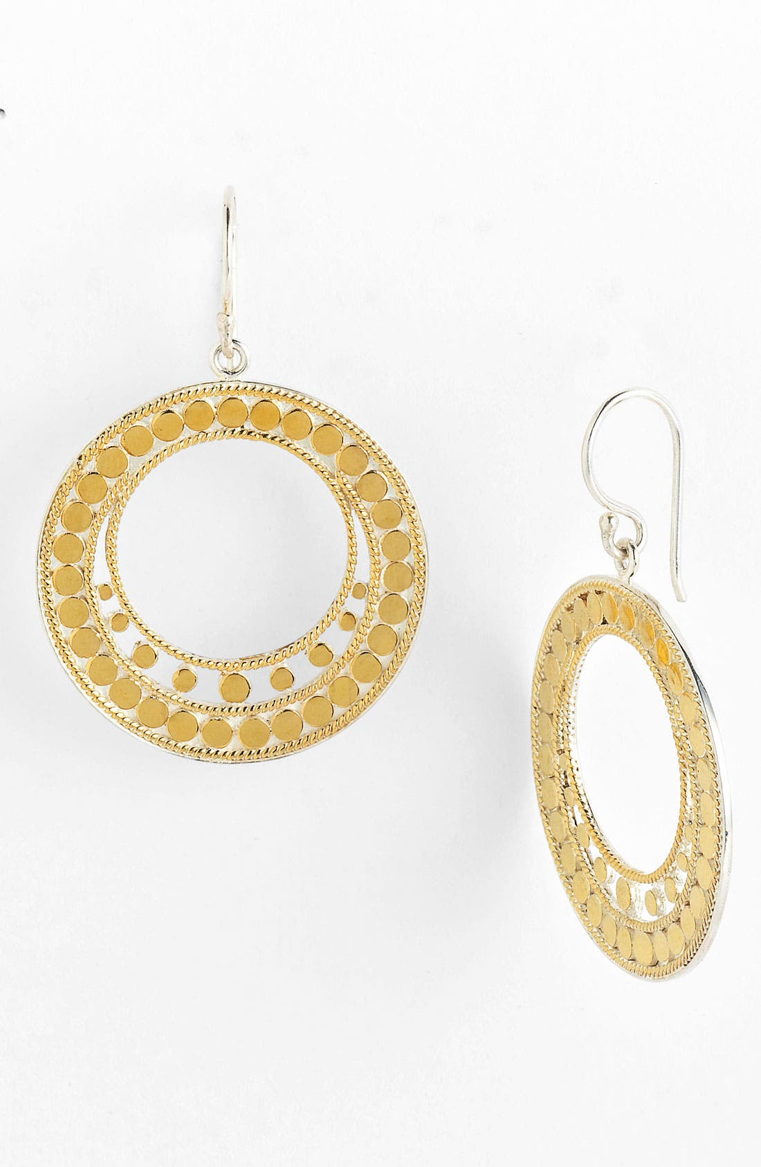 Alternate Image 1 Selected - Anna Beck 'Lombok' Open Disc Earrings (Online Only)