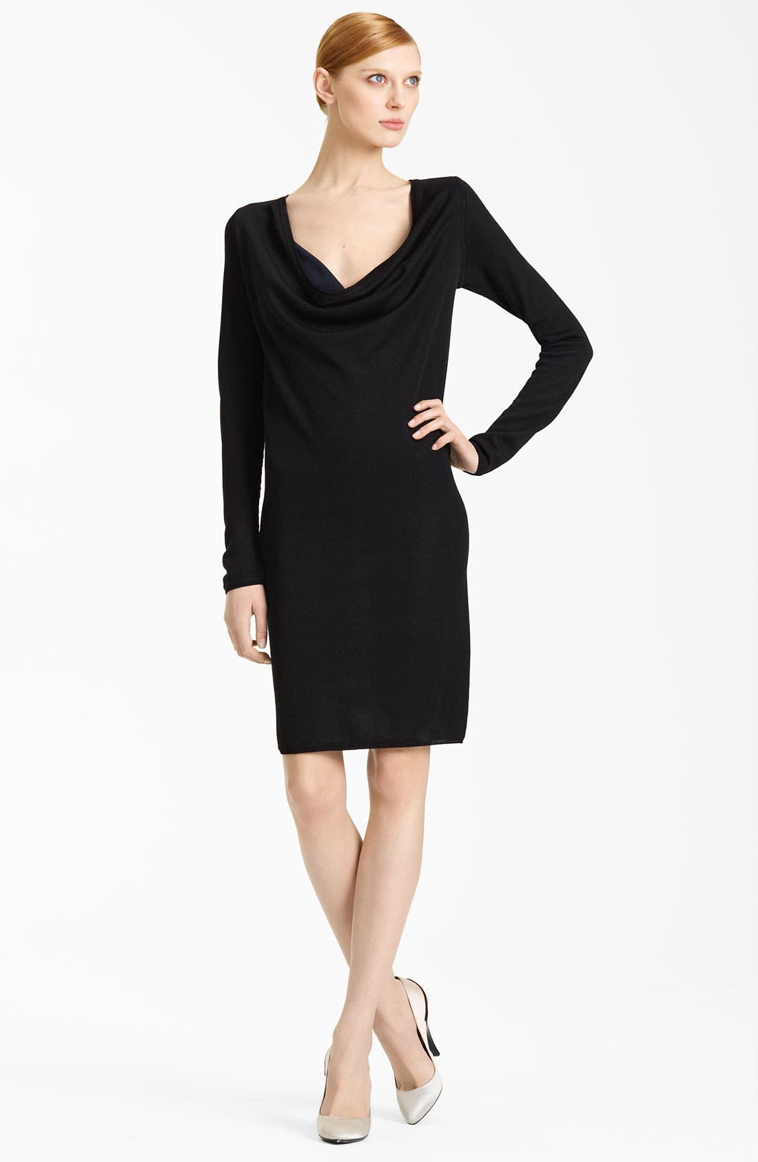 Alternate Image 1 Selected - Donna Karan Collection Reversible Dress