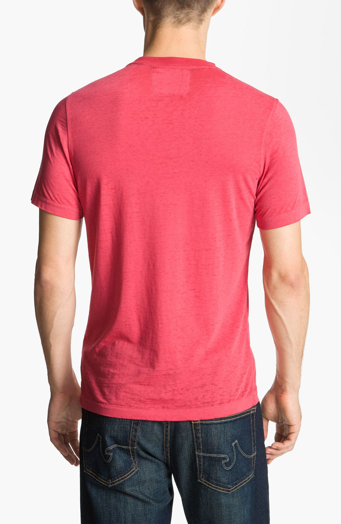 Alternate Image 2  - Red Jacket 'Red Sox - Greenwood' T-Shirt